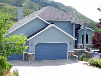 Utah Rhino Shield Stucco Coating